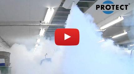 Generadores de Niebla Protect - IPS Seguridad Cantabria